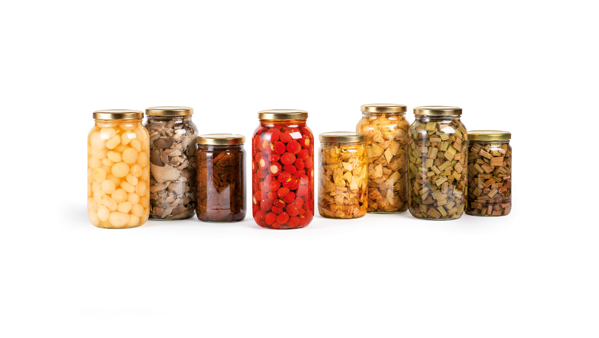 conserve-vegetali